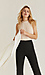 Keepsake Flared Hem Woven Pant Thumb 4