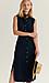 DL1961 Lispendard Sleeveless Shirt Dress Thumb 3