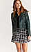 Vero Moda Faux Leather Moto Jacket Thumb 5