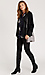 Just Black Uptown High-Waisted Skinny Jeans Thumb 6