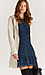 Vero Moda Button Front 3/4 Trench Coat Thumb 3