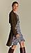 Vero Moda Long Sleeve Printed Wrap Dress Thumb 4