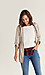 J Brand Ruby HR Raw Hem Crop Cigarette Jeans Thumb 3