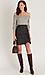 Vero Moda Off Shoulder Long Sleeve Knit Top Thumb 3