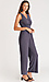 Elle Surplice Sleeveless Jumpsuit Thumb 3
