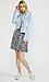 Surplice Short Sleeve Dress Thumb 3