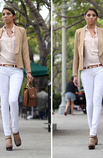 Business Casual Look Styled by OVI and Scarlet Boulevard Slide 1