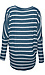 Striped Brushed Long Sleeve Top Thumb 2