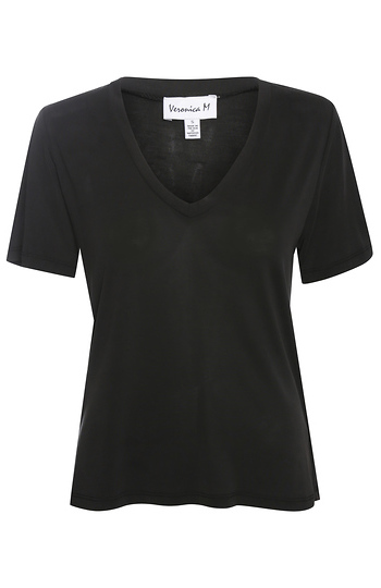 Veronica M Cupro T-Shirt Slide 1