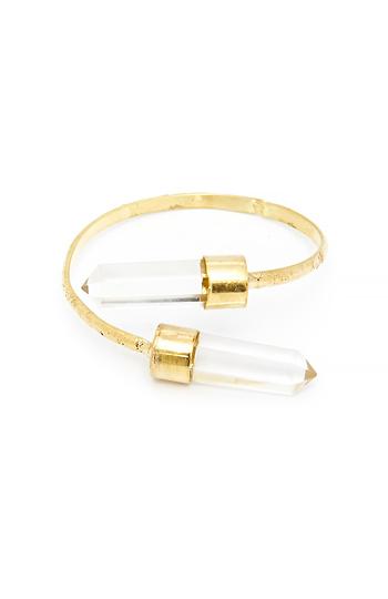 Natalie B Gemini Armband Slide 1