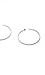 Gorjana Taner XL Hammered Hoop Earrings Thumb 2