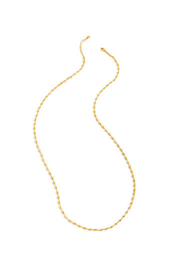 Gorjana Layer Bali Wrap Necklace Slide 1