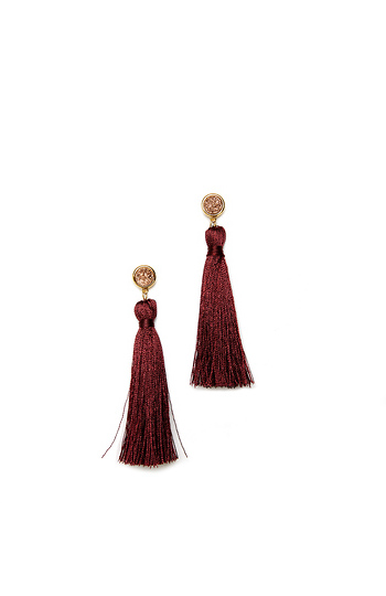 Gorjana Astoria Tassel Earring Slide 1