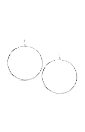 Gorjana G Ring Earrings Slide 1