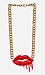 DAILYLOOK Vampire Kiss Necklace Thumb 1