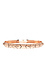House of Harlow 1960 Aztec Thin Stack Bangle Bracelet Thumb 1