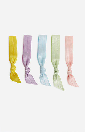 Emi Jay Pastel Hair Tie Collection Slide 1
