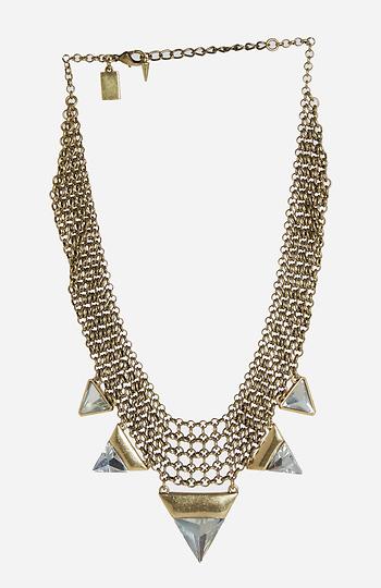 Jenny Bird Illumina Bib Necklace Slide 1