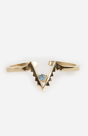 Vanessa Mooney Unearthly Cuff Bracelet Slide 1