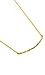 Gorjana Taner Bar Small Necklace Thumb 2