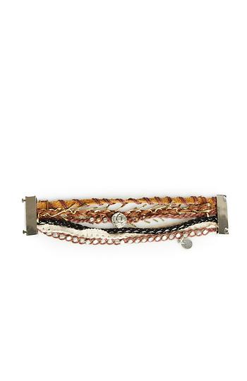 Z & L Multi Cord Bracelet Slide 1