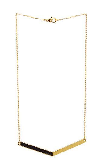 Gorjana Mila Split Necklace Slide 1