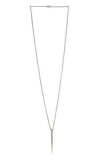 Love Nail Tree Point Necklace Slide 1