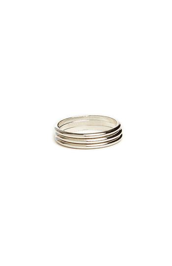 DAILYLOOK Simple Band Ring Set Slide 1
