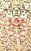 Vismaya Floral Print Tassel Silk Scarf Thumb 2