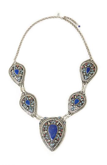 Natalie B Lady Lazuli Necklace Slide 1