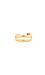 Double Band Midi Ring Thumb 1