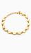 Golden Disk Bracelet Thumb 1