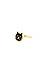 Happy Black Cat Ring Thumb 2
