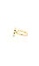 Happy Black Cat Ring Thumb 3