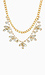 Crystal Wreath Statement Necklace Thumb 1