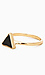 Black Abyss Triangle Ring Thumb 2