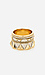 House of Harlow 1960 Conquistador's Crown Ring Thumb 1