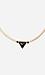 DAILYLOOK Triangle Charm Choker Necklace Thumb 2