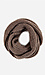 Sparkling Braided Knit Scarf Thumb 1