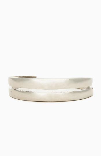 Sliced Cuff Bracelet Slide 1