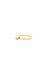 Delicate Crystal Midi Ring Thumb 2