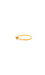 Delicate Crystal Midi Ring Thumb 3