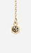 Smoky Stone Drop Necklace Thumb 3