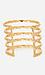 DAILYLOOK Stacked Cuff Bracelet Thumb 4