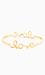 Double Love Bangle Bracelet Thumb 1