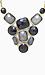 Symmetrical Stone Necklace Thumb 3