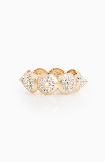 Bejeweled Kisses Bracelet Slide 1