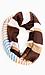 Sailor Stripe Infinity Scarf Thumb 1