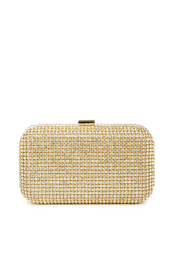 Jane Taylor Rhinestone Clutch Slide 1