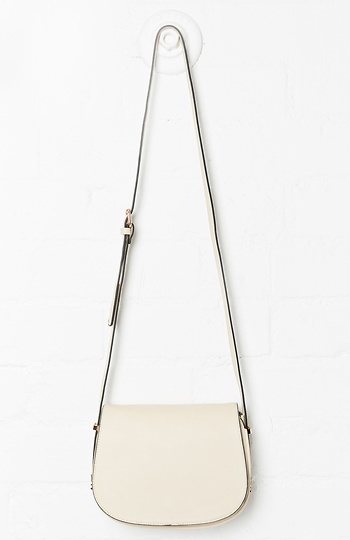 Destiny Vegan Leather Crossbody Bag Slide 1